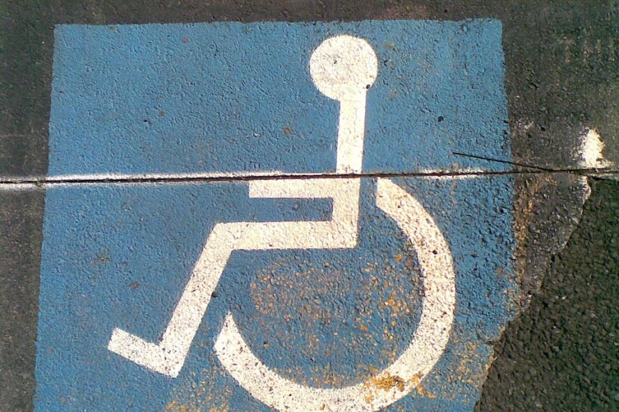 инвалиды по зрению права беларусь День Победы