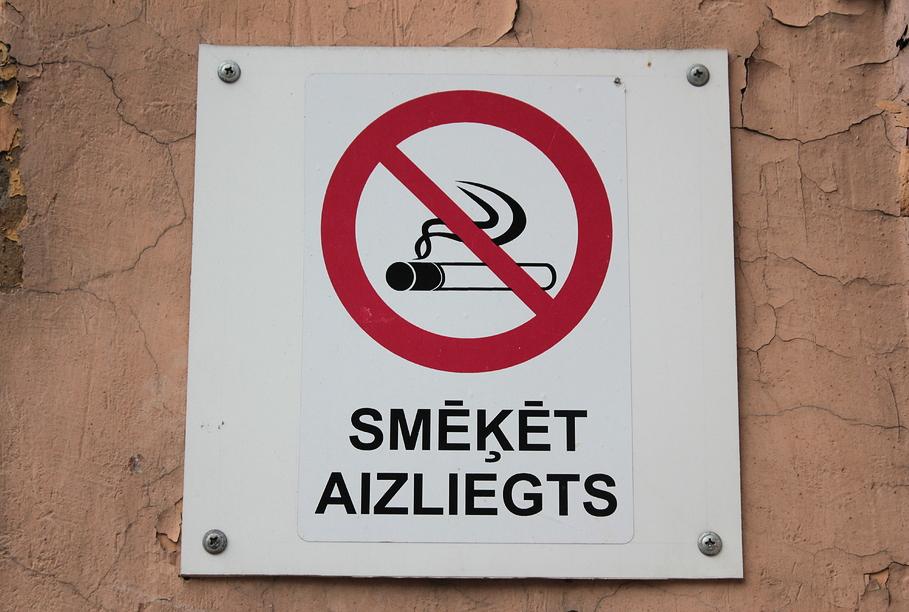 Борьба с курением - год спустя / статья / lsm.lv.