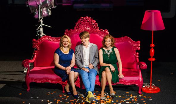 Latvijas Televīzijā jauns vasaras raidījums «Kultūras dīvāns»