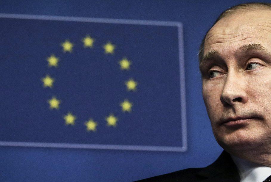 Прямые указания Путина Европе