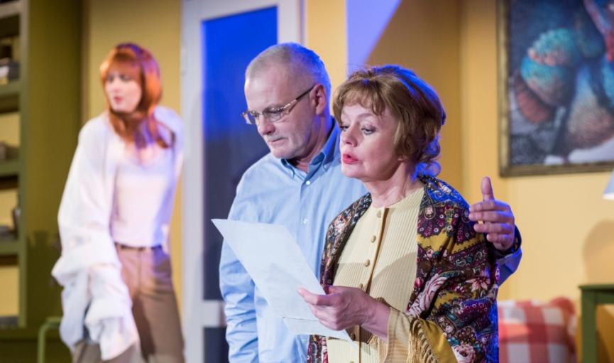 Dailes teātrī pirmizrādi piedzīvos iestudējums «Vaņa un Soņa un Maša un Spaiks»