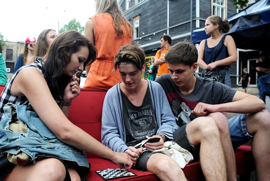 жену нравы русской молодежи онлайн бабушки ани