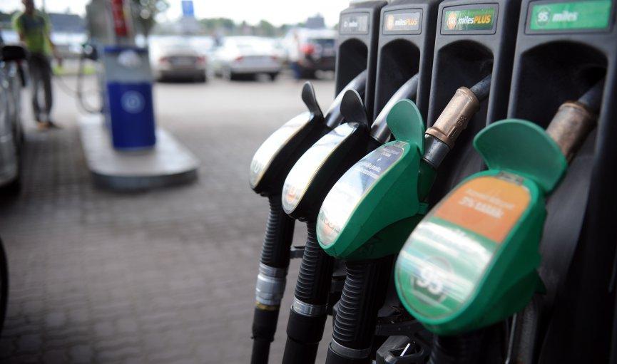 Baltijas valstu galvaspilsētās šonedēļ atšķirīgas degvielas cenu tendences
