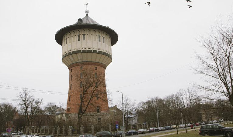Rīgas vēsturiskos ūdenstorņus vēlas padarīt pieejamus sabiedrībai