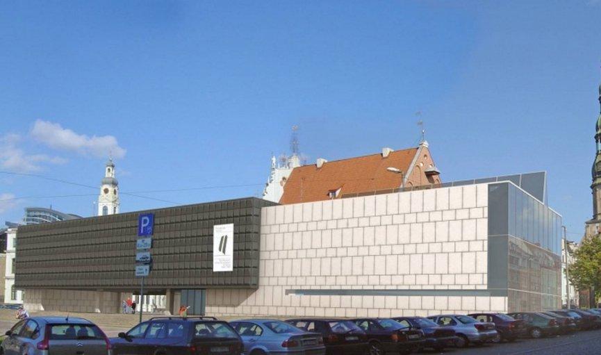 Okupācijas muzeja memoriāla komplekss būs jāuzbūvē līdz Latvijas simtgadei