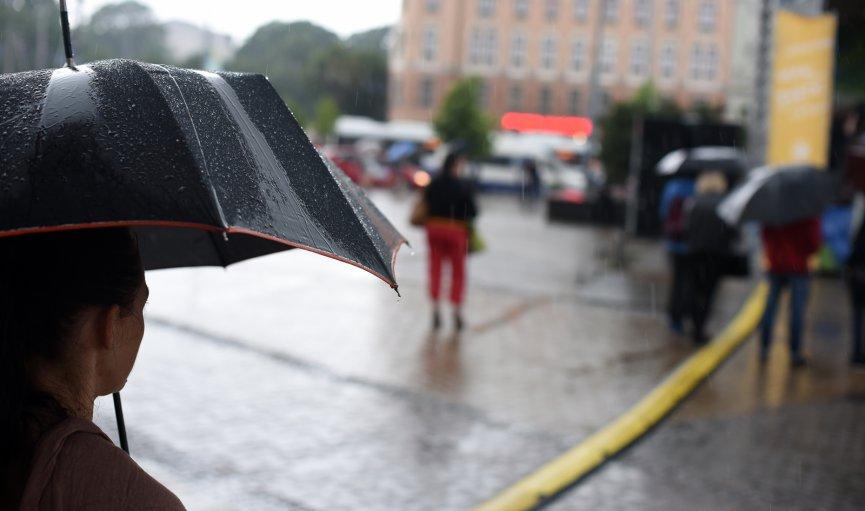 Svētdien daudzviet Latvijā gaidāms īslaicīgs lietus