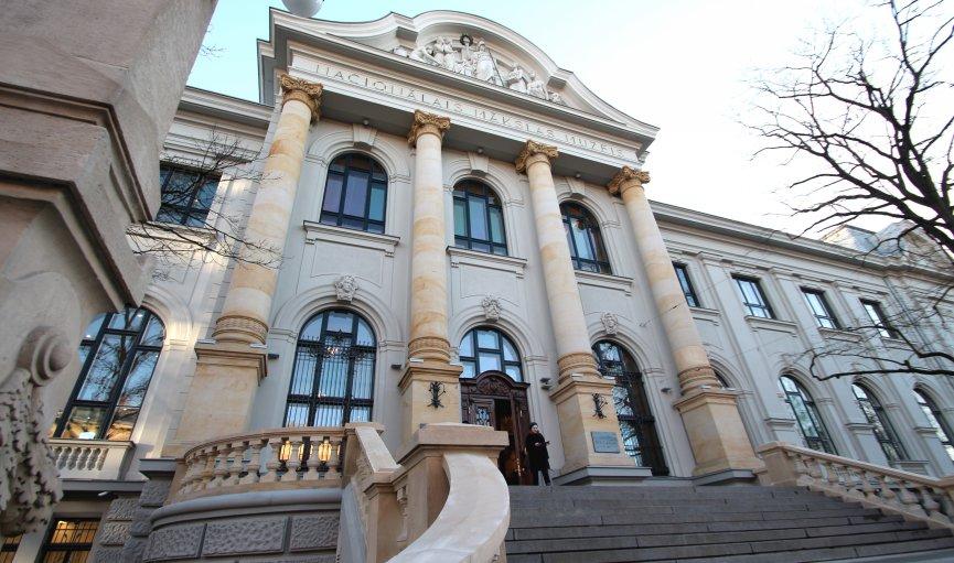 Rītdienas mantojums: Latvijas Nacionālā mākslas muzeja piecgade kopš atjaunotnes
