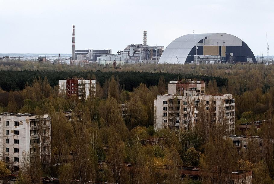 фотографии чернобыля современного одной стороны