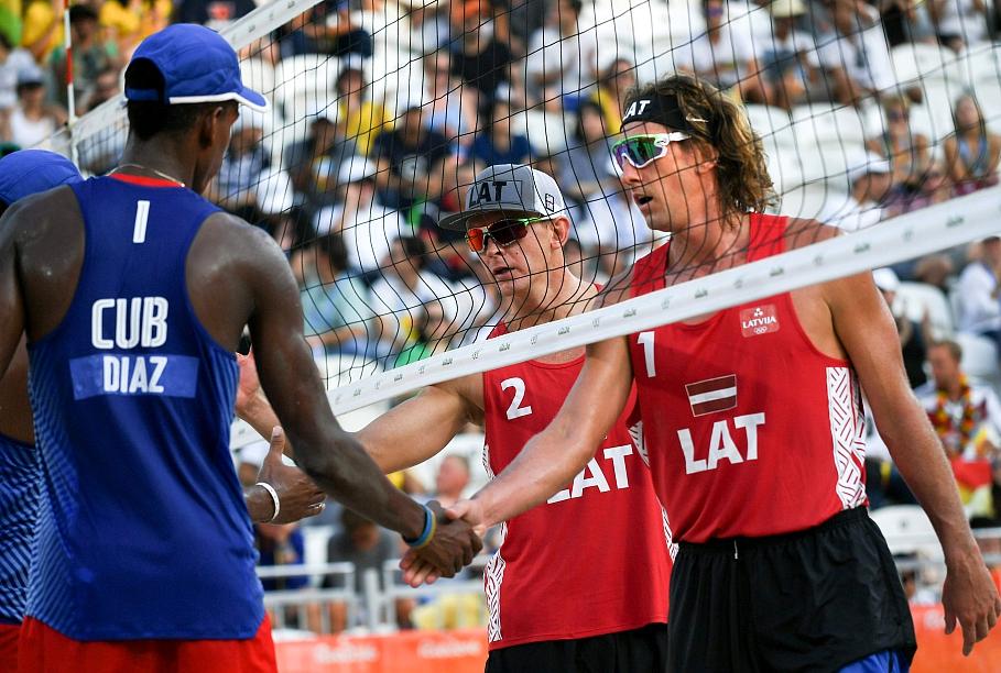Форма кубинских атлетов в рио фото