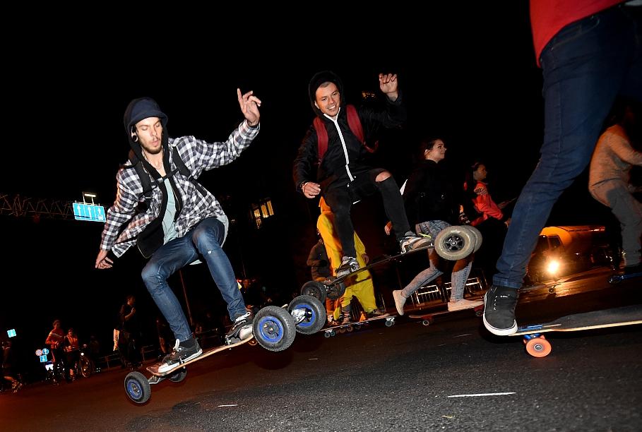 Ради скейтеров будет перекрыта рижская улица Краста