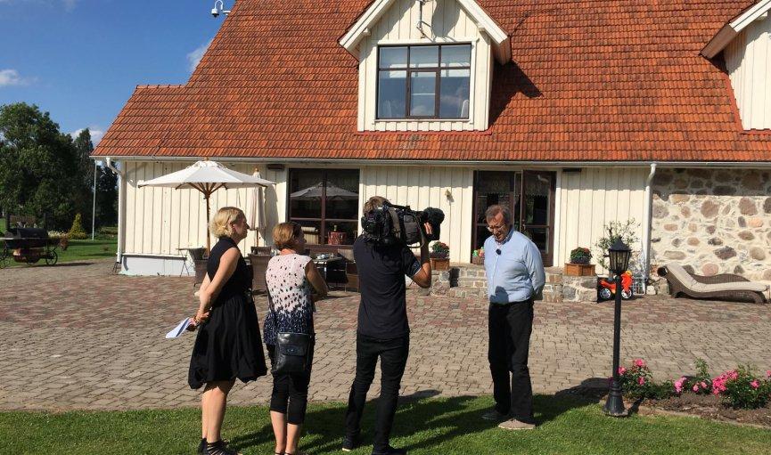 Visticamāk, Ilvesam  būs jāatmaksā ap 170 000 eiro par māju, kas celta par ES līdzekļiem