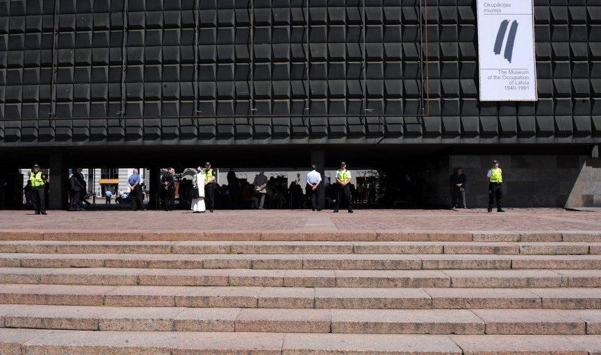 20 gadu ceļš līdz Okupācijas muzeja pārbūvei