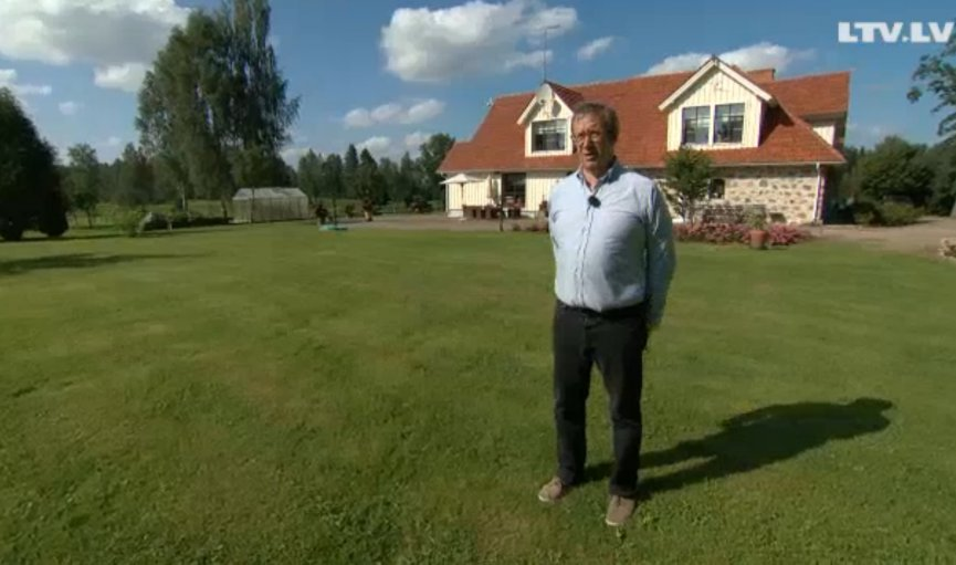 Ilvess atmaksājis lauku mājai piešķirtos ES līdzekļus