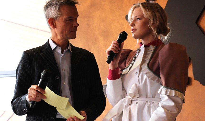 Elīna Vaska Eiropas jauno aktieru zvaigznājā