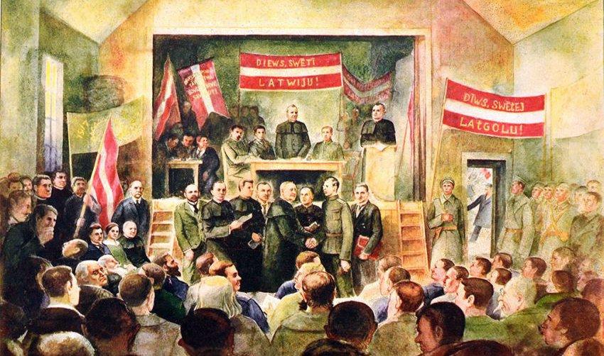 LSM tests. Latgales kongress: Ko tu zini par šo vēsturisko notikumu?