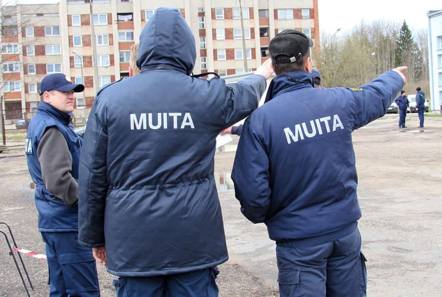 Латвийские таможенники проведут забастовку на восточных границах ЕС