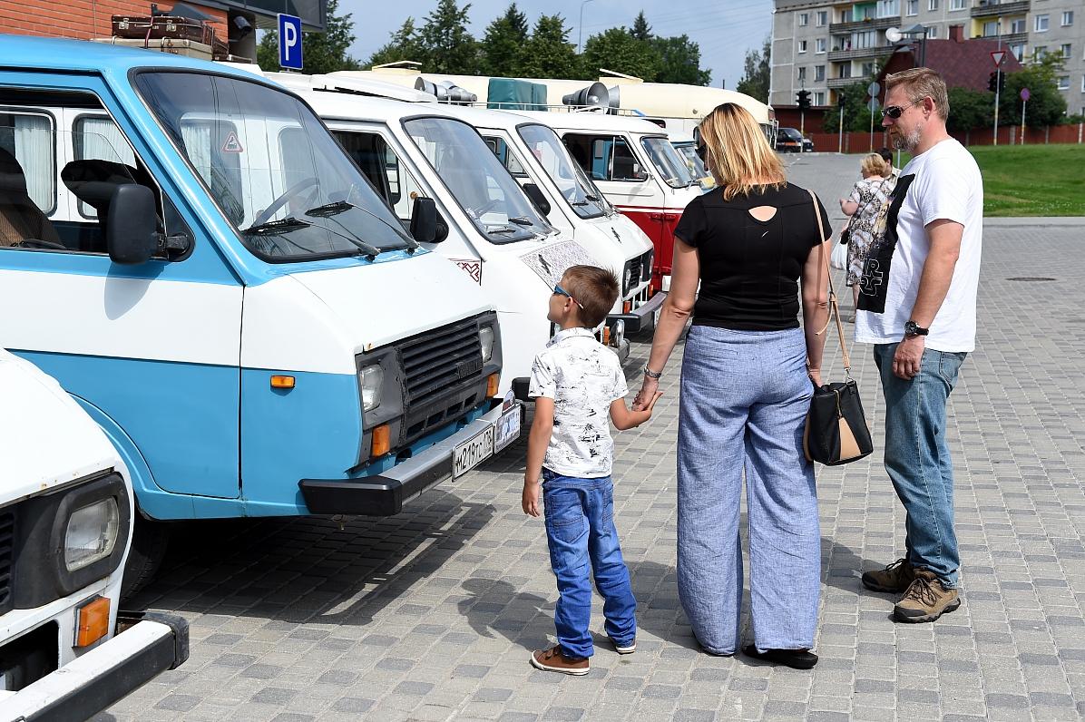 Микроавтобусы RAF повторят экспедицию к Владивостоку