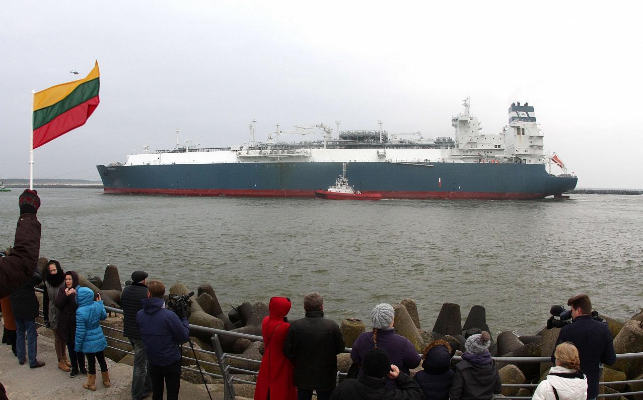 Lietuva paplašina sašķidrinātās gāzes izmantošanu; «Latvenergo» nogaida