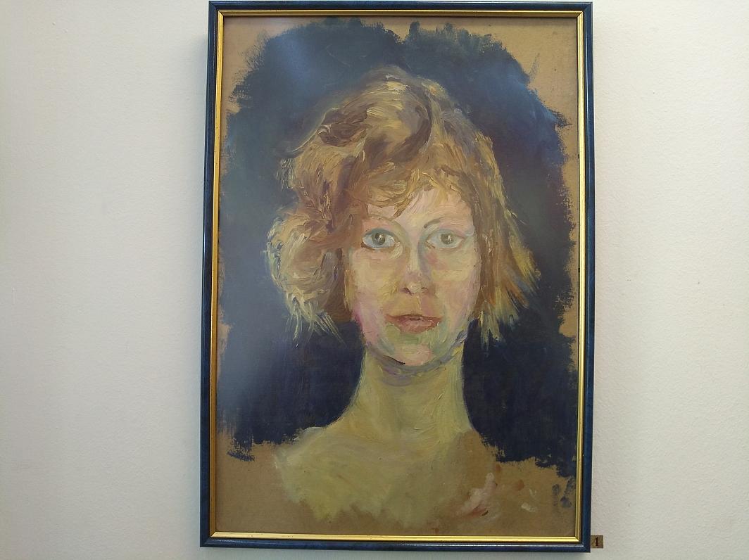 Выставка памяти искусствоведа Светланы Хаенко #kultura1kb