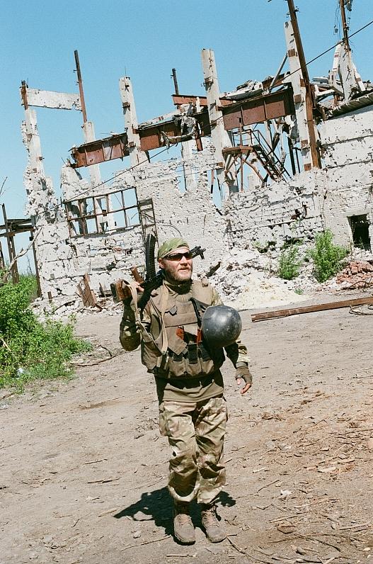 Atis Klimovičs: Pieredzējis ukraiņu virsnieks neredz galu karam