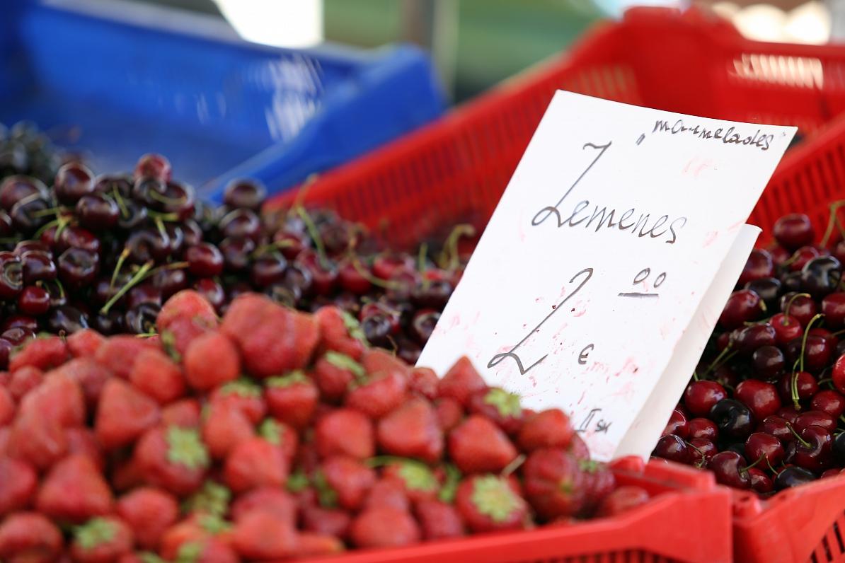 Kooperatīva vadītāja: Nelegālie importa dārzeņi un augļi apdraud Latvijas zemnieku konkurētspēju