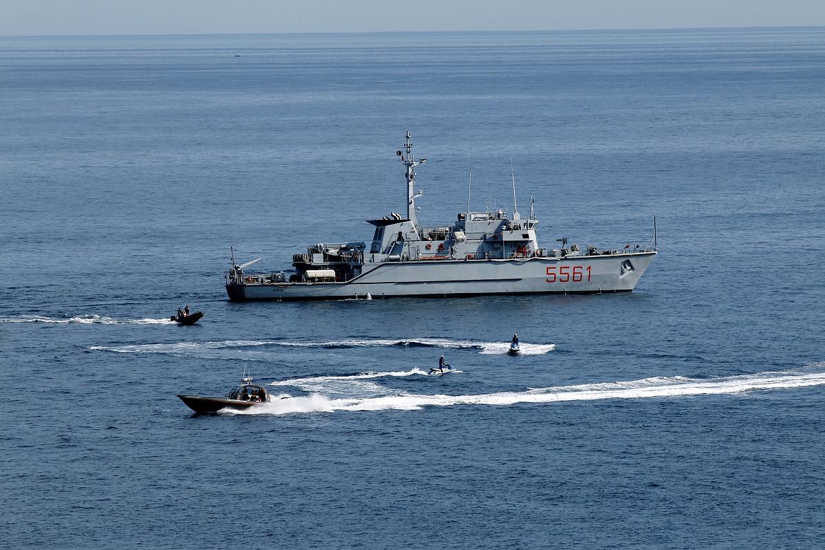 Itālija draud neuzņemt Vidusjūrā izglābtos imigrantus