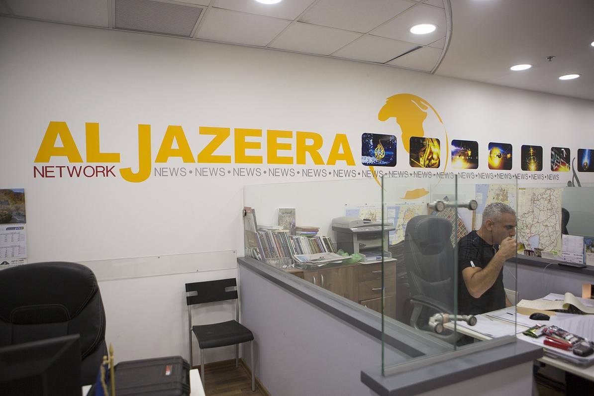 Netanjahu grib no Izraēlas padzīt «Al Jazeera»