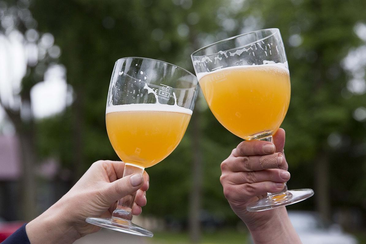 Жители Латвии стали чаще употреблять качественное пиво — глава Латвийского Пивного братства