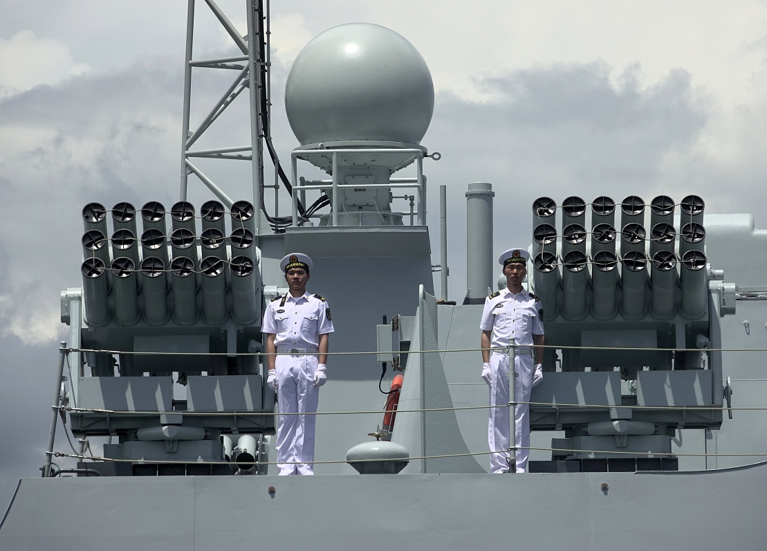 Baltijas jūrā sāksies Ķīnas un Krievijas flotes kopējās mācības