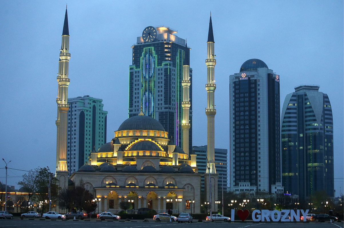 Izziņo daļu no, iespējams, Čečenijā nogalināto uzvārdiem