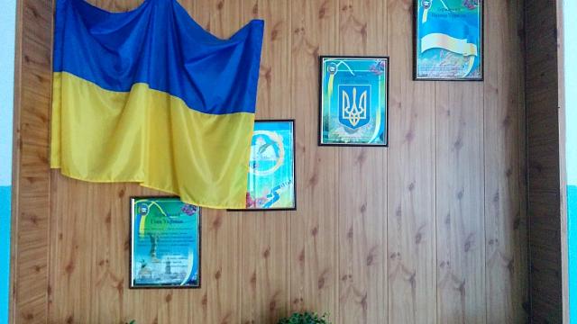 SPECIĀLI no Donbasa: Talakivkas skola - patvertne un mācībstundas, kā neuzkāpt uz mīnas