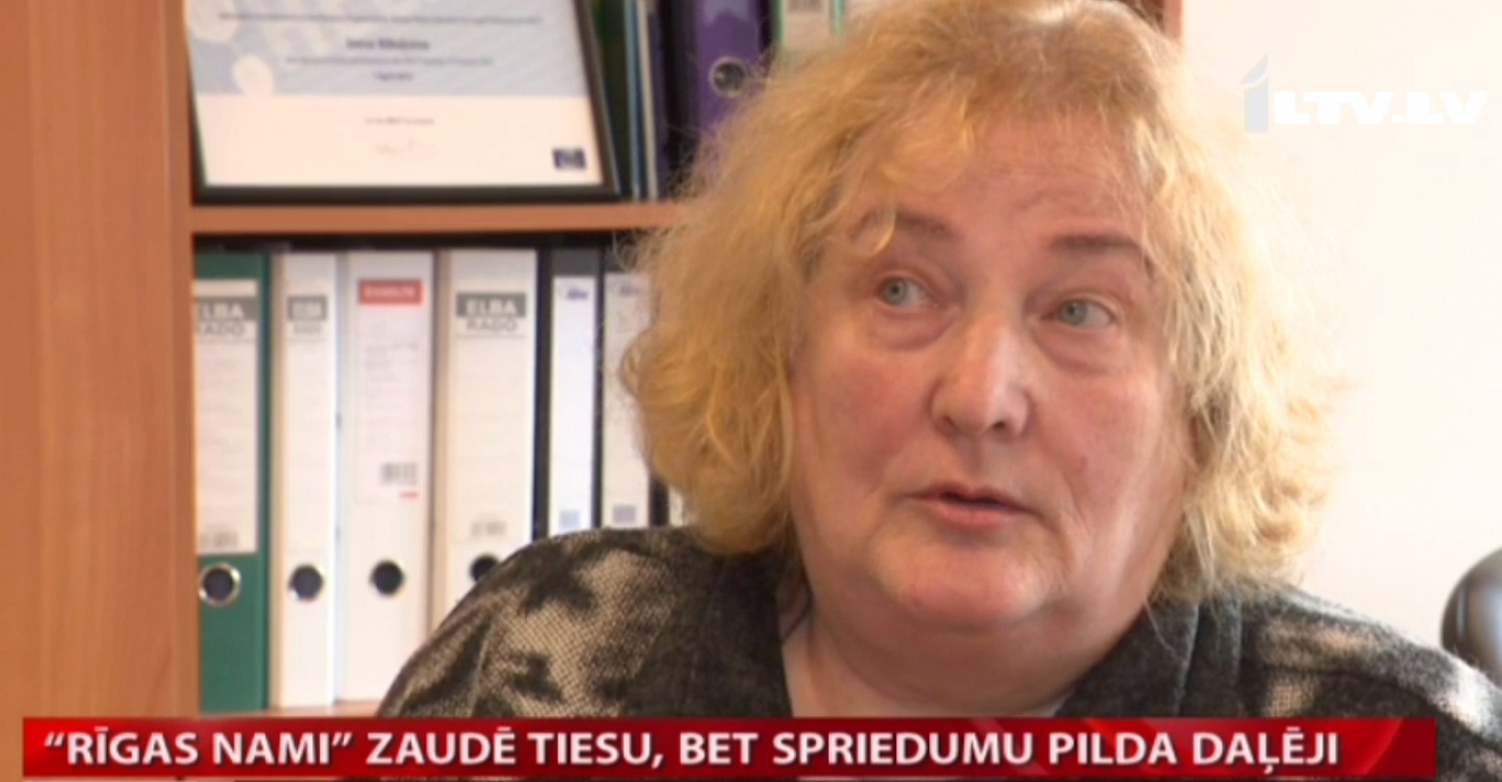 Rīgas nami проиграло суд о дискриминации по инвалидности, но приговор выполнило частично