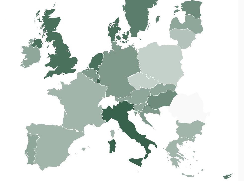 Interneta lietošana kļuvusi par eiropiešu ikdienu – skaitļi un fakti