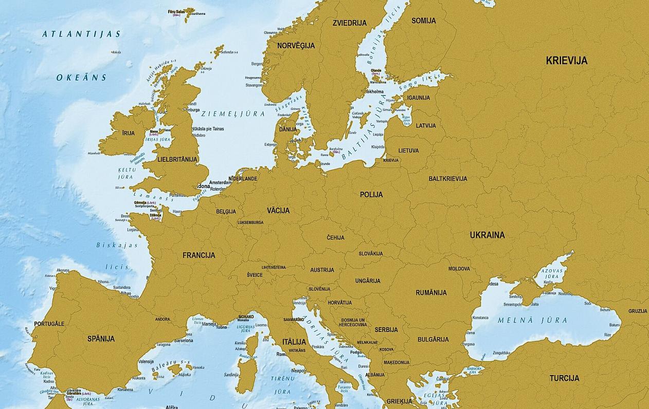 Cepurītis: Atsevišķu Eiropas valstu labvēlību pret Krieviju nosaka ekonomiskie ieguvumi
