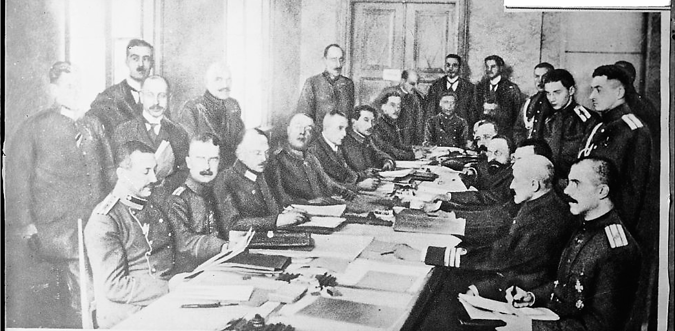 Что и почему нужно знать о выходе Советской России из Первой мировой войны
