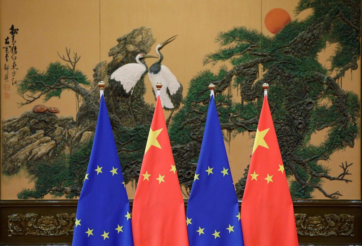 Ekonomikas pētniece: Ķīnas mērķis ir vājināt Eiropu, lai tai nebūtu iespēju vājināt Ķīnu
