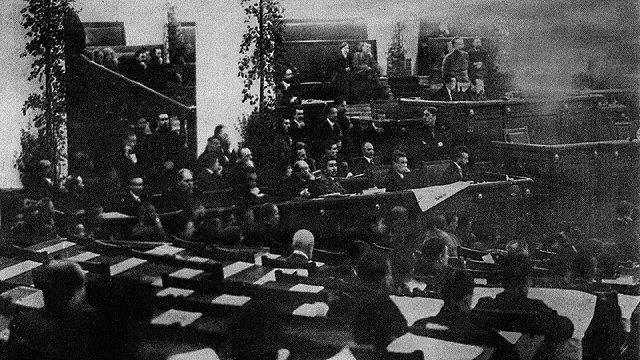Kas un kāpēc jāzina par Krievijas demokrātijas pēdējo nakti 1918.gadā