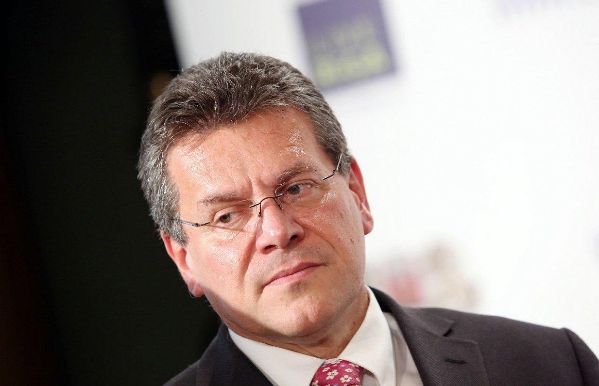 EK vadītāja vietnieks: Ar Krieviju par «Nord Stream 2» jārunā visas Eiropas vārdā