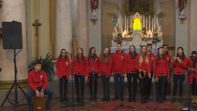 Daugavpilī un Krāslavā jaunatnes festivālā izskan poļu garīgās dziesmas