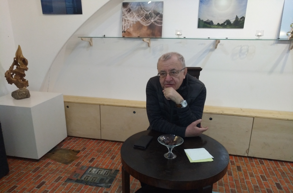 Артист Рафальсон получит театральный приз имени Хария Лиепиньша #kultura1kb