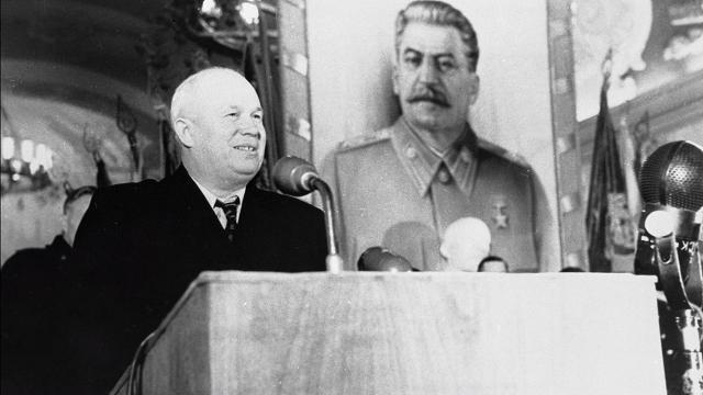 Hruščova atkusnis. Bargās krievu ziemas ilgas pēc pavasara