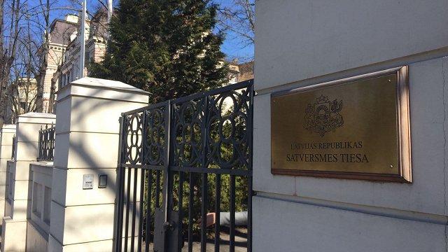 Eksperti: Apšaubot Satversmes tiesas lomu, politiķi izrāda izpratnes trūkumu par tiesisku valsti