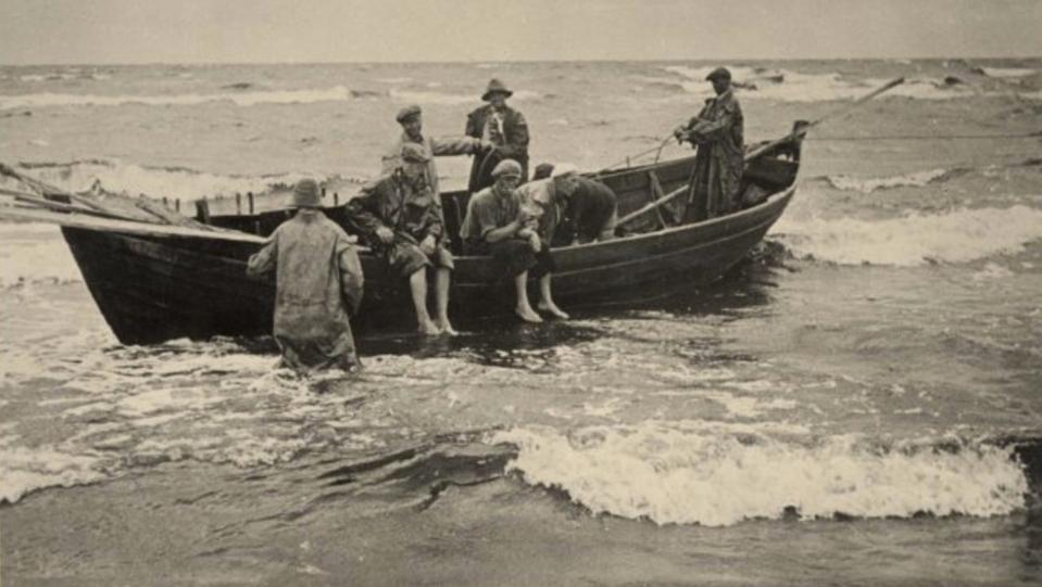 #LV99плюс Латышских рыбаков выслали из Эстонии