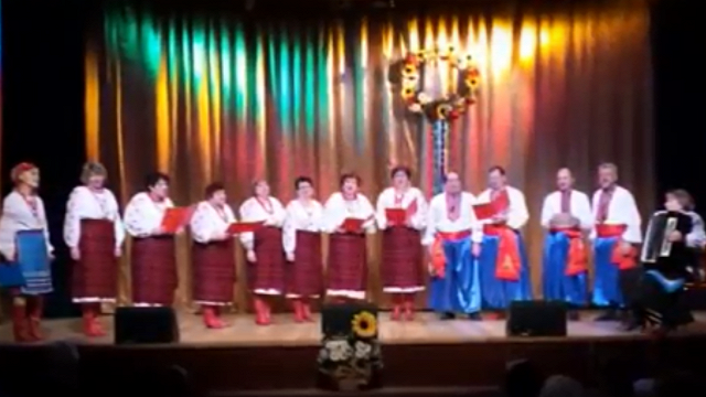 Vangažu ukraiņu ansamblis «Jatraņ» sapņo par nokļūšanu uz Mežaparka estrādes