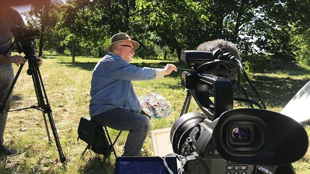Tapusi dokumentālā filma par Latvijas vienaudzi – komponistu Eduardu Rozenštrauhu