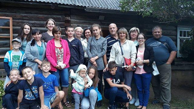 Atis Klimovičs: Ukraiņu sievietes spēku turpmākajai dzīvei smeļas Latvijā