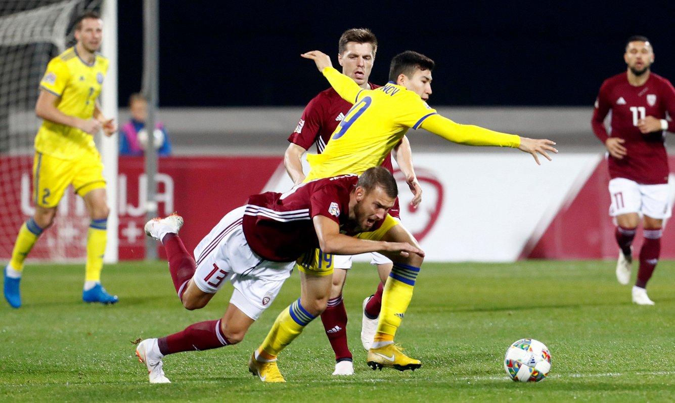 Владимир Иванов: жаль, что Жозе Моуринью так и не узнает про сборную Латвии по футболу