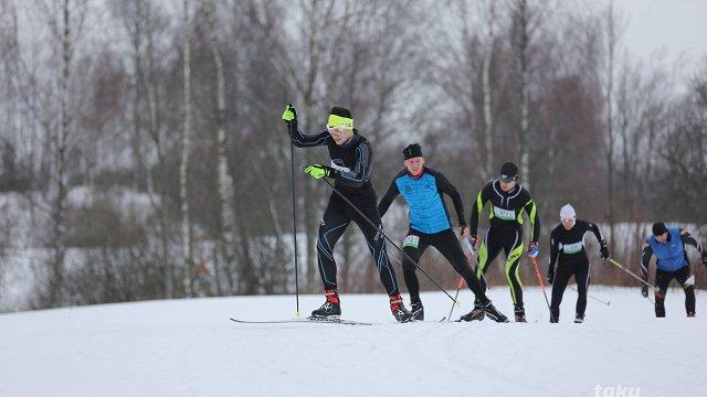 FOTO: Vanagkalna slēpojums pārtop trīsdienu festivālā