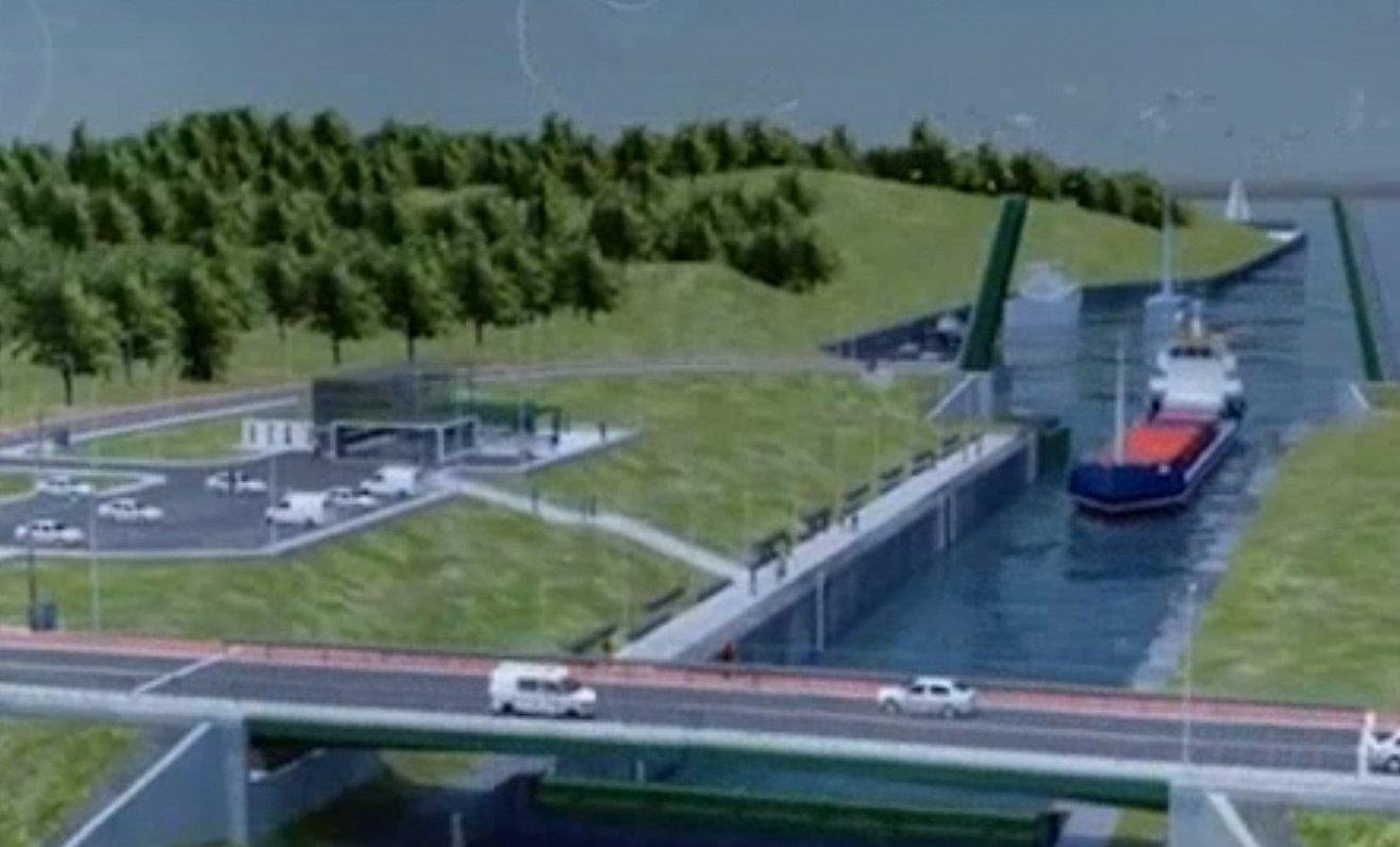 Vides aktīvisti ceļ trauksmi par Polijai stratēģiski svarīgā Vislas kanāla būvniecību