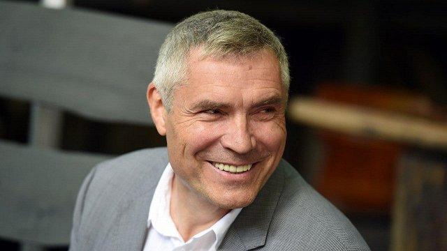 Dailes teātra direktors, aktieris Juris Žagars svin 60. jubileju